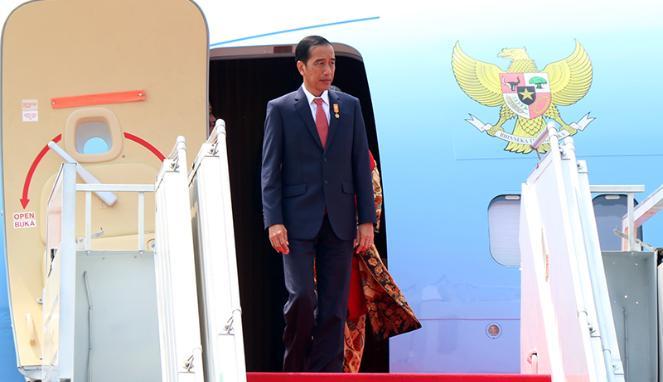 Jokowi ke Jepang, Bahas Proyek Kereta Jakarta-Surabaya