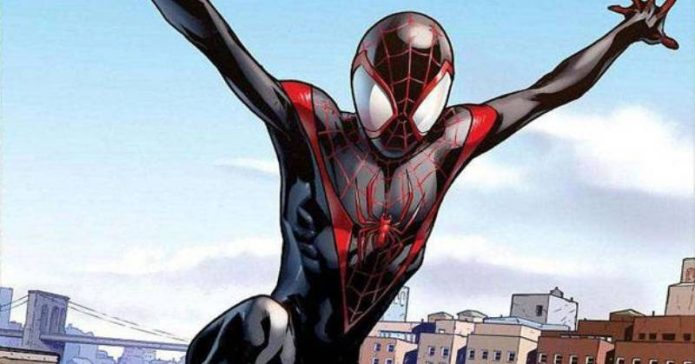 Film Animasi Spider-Man Bakal Tampilkan Miles Morales pada 2018?