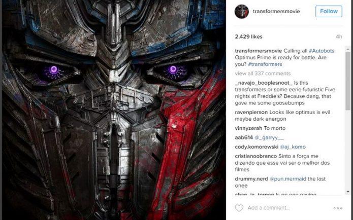 Transformers 5 Rilis Teaser Trailer