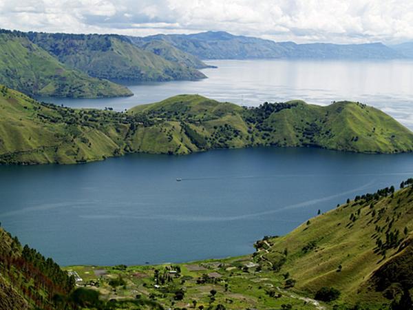 Pulau Samosir di Toba Bakal Disulap Jadi Ajang Sepeda Audax