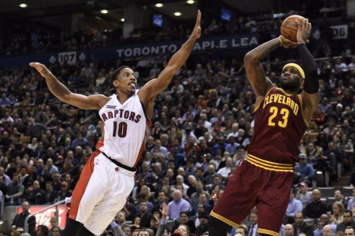 Toronto Raptors Raih Kemenangan atas Cavaliers