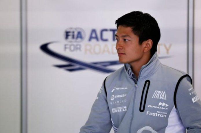 Jelang GP Austria, Pilihan Ban Rio Haryanto dan Pascal Wehrlein Kompak