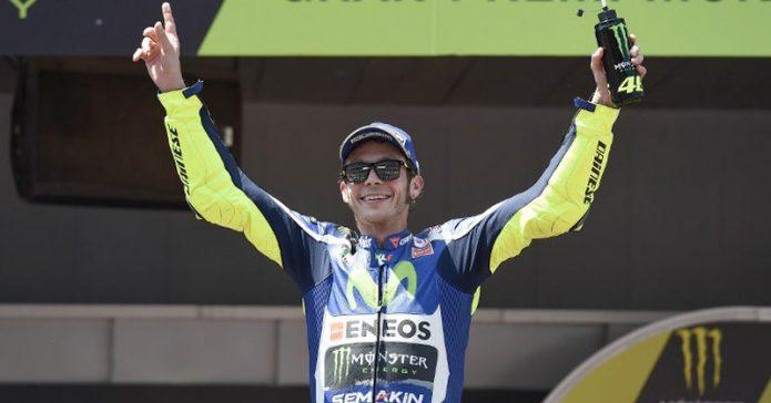 Valentino Rossi Masih Berpeluang Juara MotoGP 2016
