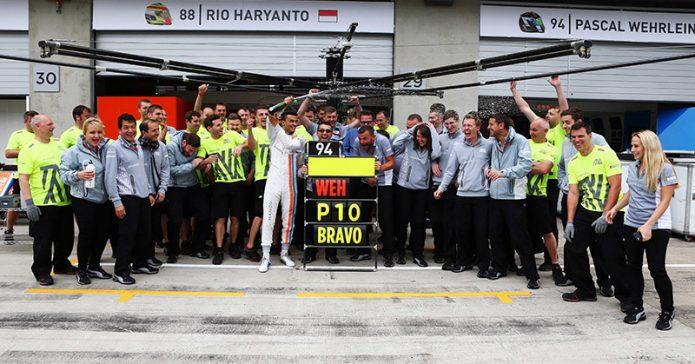Manor Serius Kerja Keras untuk Para Pembalapnya