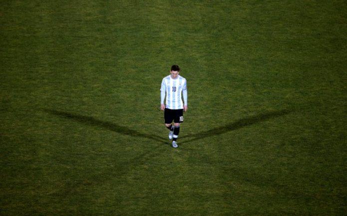 Maradona Dukung Messi Istirahat dari Timnas Argentina