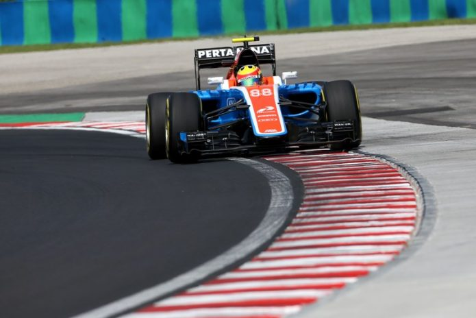 Meski Sulit, Rio Haryanto Akui Buat Langkah Bagus di Hari Pertama GP Hungaria