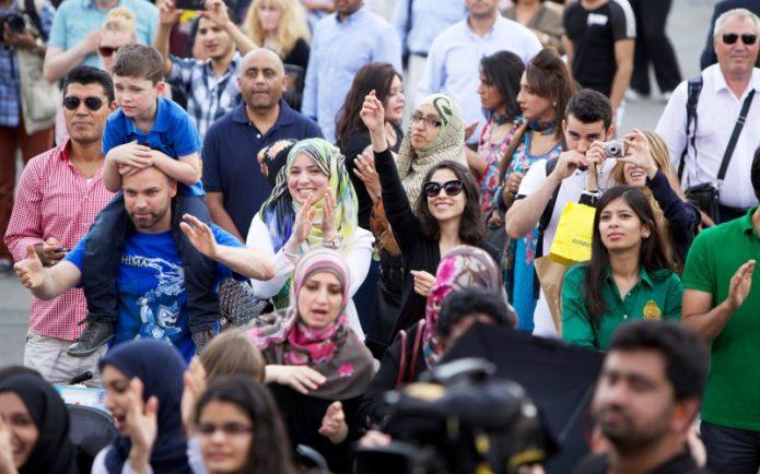 Rasisme di Inggris Meningkat, Festival Lebaran Terpaksa Dibatalkan