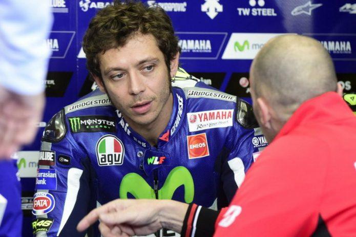 Rossi Tak Sabar Bayar Kegagalannya di Sirkuit Sachsenring