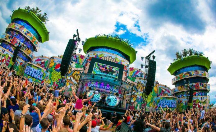 Summer Paradise Festival Goyang Serpong di Juli 2016