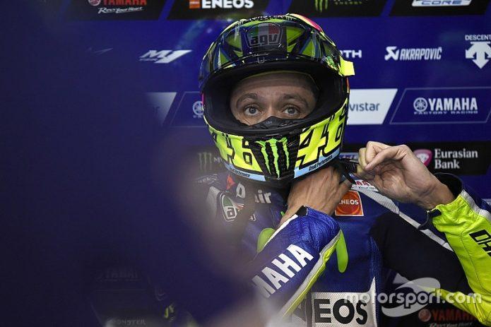 Valentino Rossi Khawatirkan Peluangnya Menjuarai MotoGP 2016