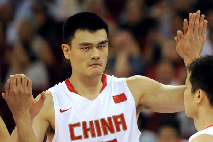 Yao Ming Jadi Sosok Inspirasi untuk Lin