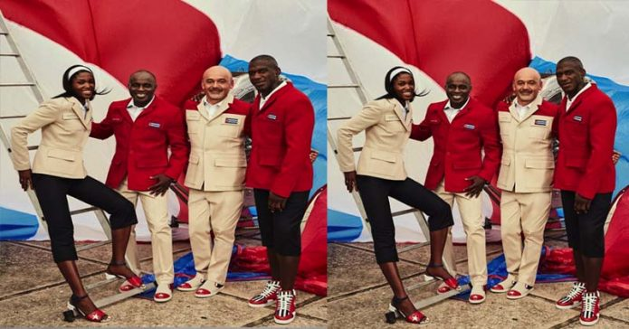 Alasan Christian Louboutin Terlibat Mendesain Kostum Kontingen Kuba
