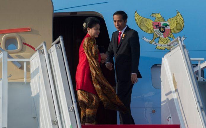 Presiden Jokowi Hadiri Pembukaan KTT ASEAN Laos