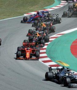 Berita BIntang – F1 GP Spanyol: Hamilton Berjaya, Mercedes Kembali Kuasai Posisi 1-2