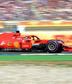 Berita Bintang – Finis Kedua Karena Penalti, Ferrari Tetap Klaim Vettel Juara