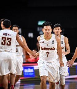 Berita Bintang – Timnas Basket Putra Indonesia Masuk Grup Kualifikasi Piala FIBA Asia 2021