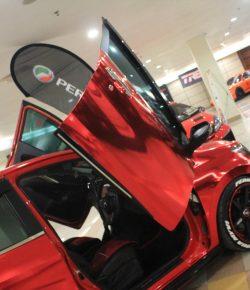 Berita Bintang – Mobil Sirion Asal Malaysia Pakai Pintu Seperti Lamborghini