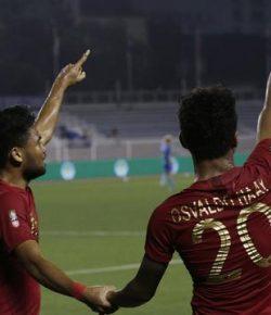 Berita Bintang – Sebaran Gol Timnas Indonesia U-22 di SEA Games 2019